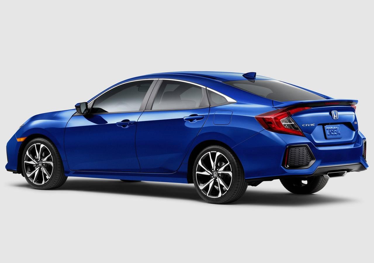 2017 Yeni Kasa Honda Civic Si Sedan ve Coupe Özellikleri ile ...