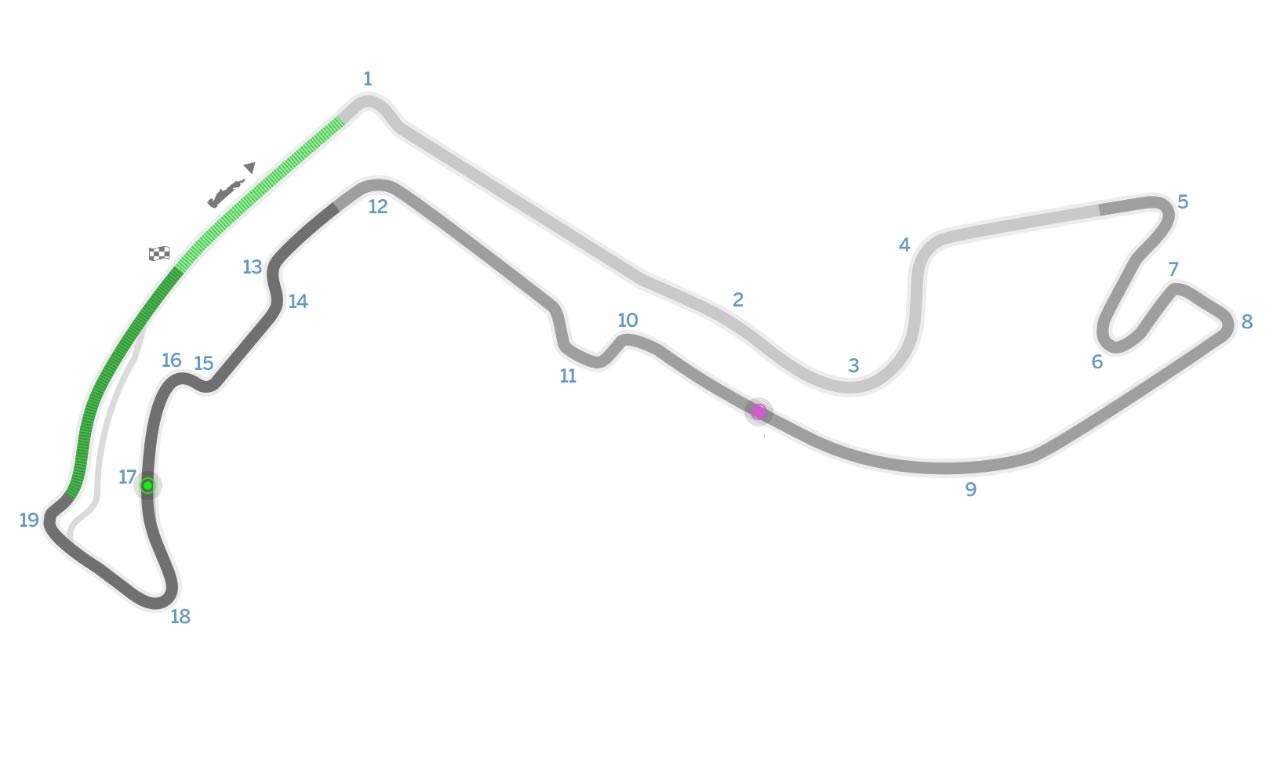 2017 Formula 1 Monako Grand Prix Saat Kaçta