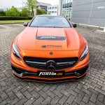 Mercedes-AMG S63 Coupe Modifiye