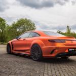 2017 Fostla Tuning Mercedes-AMG S63 Coupe