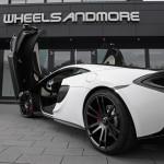 Wheelsandmore McLaren 570 GT  Hornesse