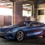 2017 Yeni BMW 8 Serisi Konsept