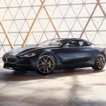 Yeni BMW 8 Serisi Konsept