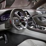 2017 Yeni BMW 8 Serisi Kokpiti