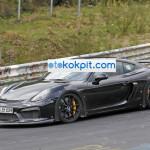 2019 Yeni Porsche 718 Cayman GT4 Ne Zaman Çıkacak?
