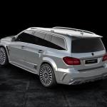 Mansory 2017 Mercedes-AMG GLS 63 830 Beygir