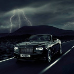 2017 Yeni Rolls-Royce Dawn Black Badge