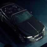 2017 Yeni Rolls-Royce Dawn Black Badge Donanımları