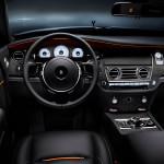 2017 Yeni Rolls-Royce Dawn Black Badge Kokpiti