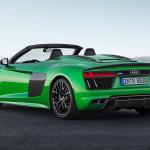 2018 Yeni Audi R8 Spyder V10 Plus