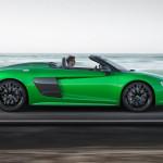 2018 Yeni Audi R8 Spyder V10 Plus Donanımları