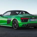 2018 Yeni Audi R8 Spyder V10 Plus 0-100