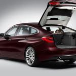 Yeni BMW 6 GT Bagaj Alanı