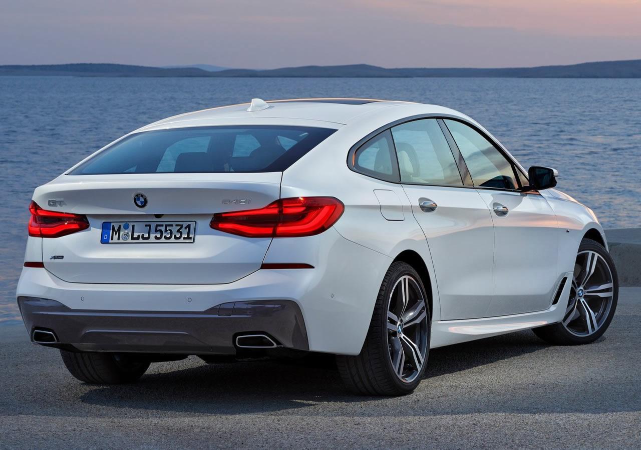 2018 Yeni BMW 6 GT (Gran Turismo) Teknik Özellikleri ve ...