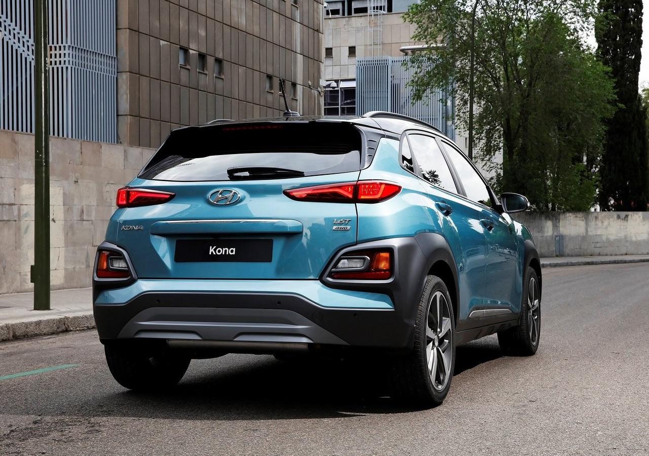 Yeni Hyundai Kona 1.6 T-GDi