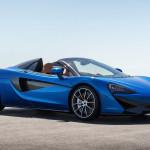 2018 Yeni McLaren 570S Spider Özellikleri