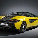 Yeni McLaren 570S Spider
