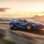 2018 Yeni McLaren 570S Spider Özellikleri Donanımları