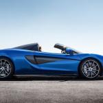 2018 Yeni McLaren 570S Spider  Fiyatı