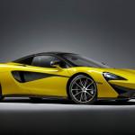 2018 Yeni McLaren 570S Spider Teknik Özellikleri
