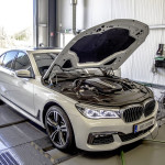 DTE System BMW 750d xDrive G11