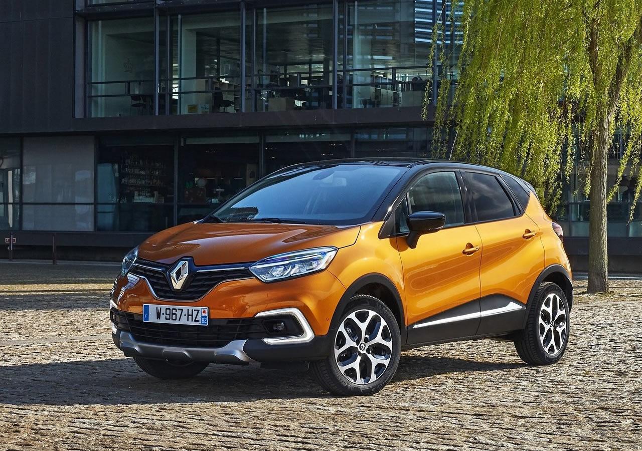 Makyajlı 2017 Renault Captur Türkiye Fiyatı