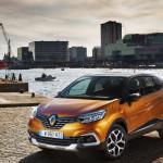 Makyajlı 2017 Renault Captur Türkiye
