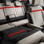 Yeni Citroen C3 Aircross KAtlanabilen Koltuklar