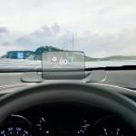 Yeni Citroen C3 Aircross Head-Up Display
