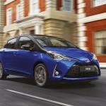 Makyajlı 2017 Yeni Toyota Yaris Fiyatı
