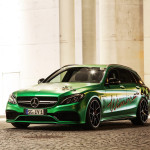 Wimmer Tuning Mercedes-AMG C63s Estate