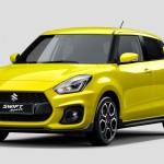 2018 Yeni Suzuki Swift Sport Özellikleri