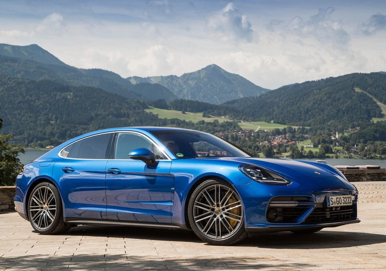 2018 Yeni Porsche Panamera Turbo Sport Turismo Özellikleri