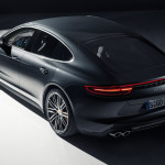 Yeni Porsche Panamera Turbo Sport Turismo