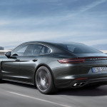 Yeni Porsche Panamera Turbo Sport Turismo Teknik Özellikleri