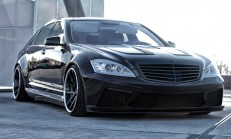 Prior Design Black Edition V2 Widebody Mercedes-Benz S-Serisi W221