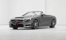 2014 Brabus 850 Mercedes-Benz SL63 AMG Tanıtıldı