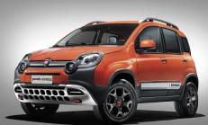 2014 Fiat Panda Cross Ortaya Çıktı