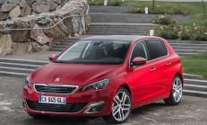 2014 Yeni Kasa Peugeot 308 Türkiye'de Satışa Sunuldu