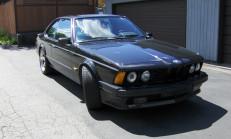 eBay'ın Yeni Gözdesi 1989 BMW M6