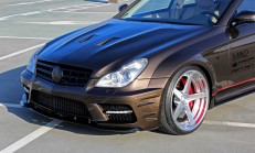 Prior Design Mercedes CLS Widebody Aero kit w219