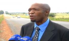 Yol Şartlarından Dolayı Yapılan Röportaj'da Kaza Olursa