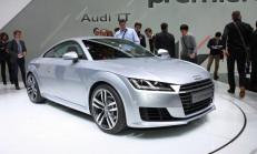 2014 Yeni Kasa Audi TT ve TT S, Cenevre'de Tanıtıldı