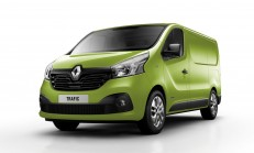 2014 Yeni Kasa Renault Trafic Çift Turbo Beslemeli Dizel Motorla Geliyor