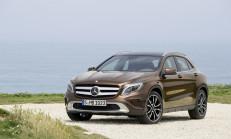 2014 Yeni Mercedes GLA Türkiye Fiyatı Açıklandı