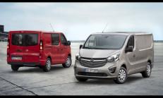 2015 Yeni Kasa Opel Vivaro Renault Ortaklığı ile Geliyor