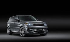 Startech Range Rover Sport Widebody Kit