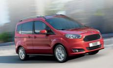 2015 Yeni Ford Tourneo ve Transit Courier Ülkemizde Satışa Sunuldu