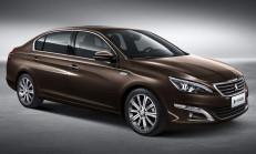 2014 Yeni Kasa Peugeot 408 Sedan İlk Kez Görüntülendi
