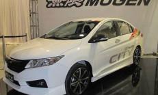 2014 Honda City'ye Mugen Takviyesi